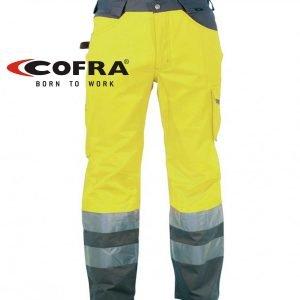 Pantalone da lavoro cofra